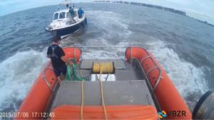 Motorboot Satisfied met motorproblemen