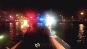 Illegalen (4) proberen zwemmend containerhaven Zeebrugge te bereiken