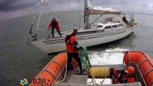 Deense schipper op weg naar Carribbean krijgt motorpech