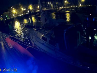 Zeilboot Jaco zeil- en motorproblemen